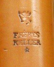Keller fréres à Strasbourg 1 clé argent et 3 corps 2007 1