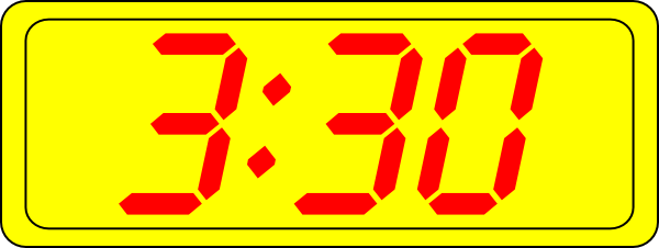 Digital_Clock_330_clip_art_hight